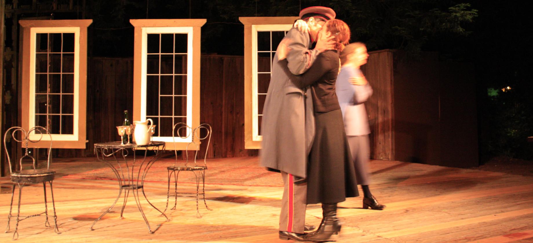 Three Sisters   Porchlight Theatre Company